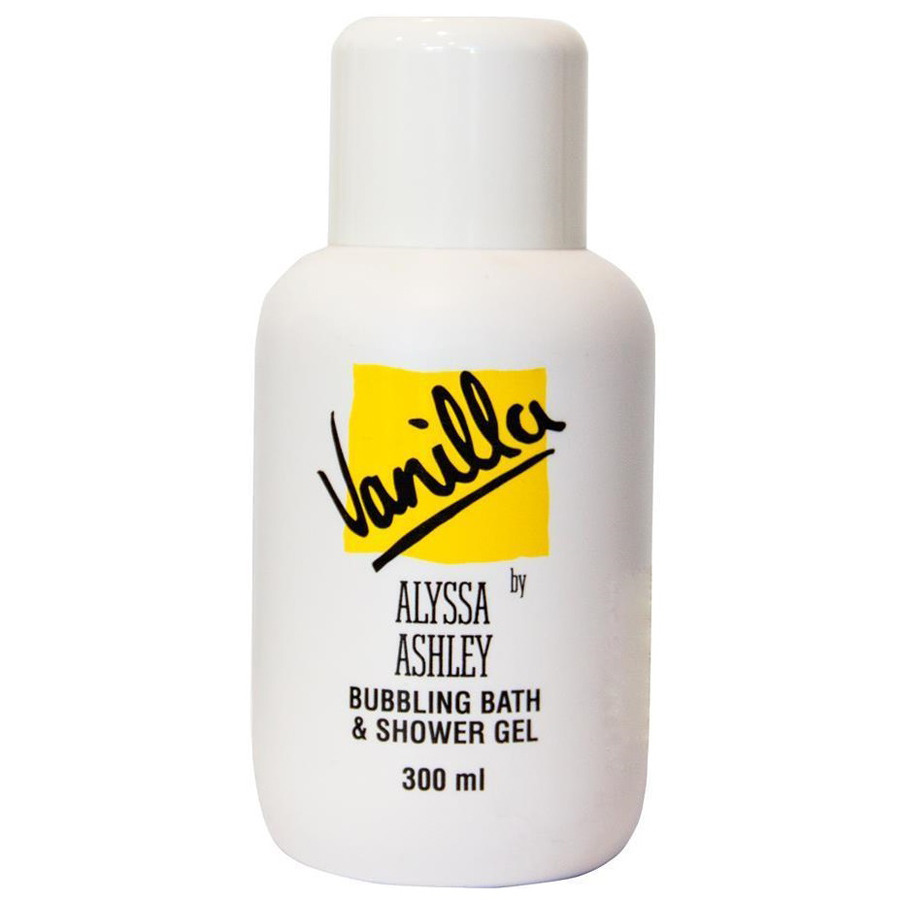 Alyssa Ashley Vanilla Bath & Shower Gel 300 ml