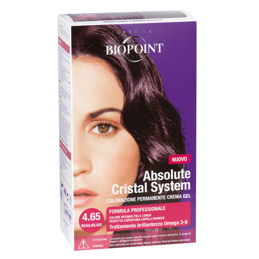 <br />Biopoint Absolute Cristal System Beaujolais