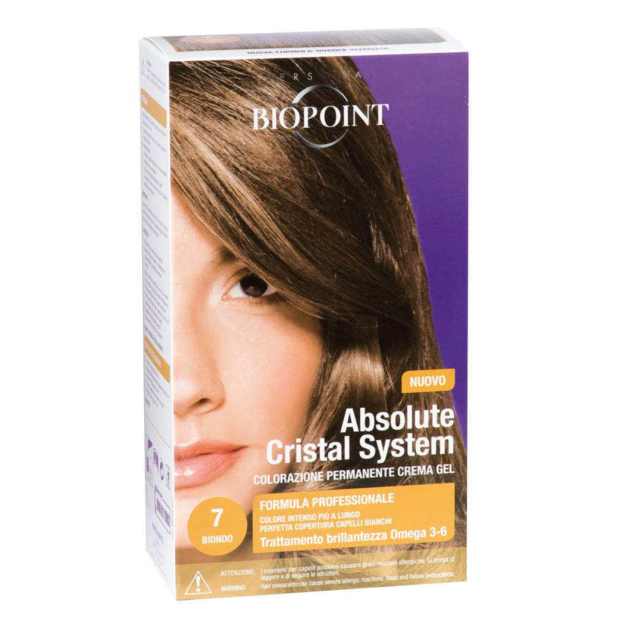 <br />Biopoint Absolute Cristal System Biondo