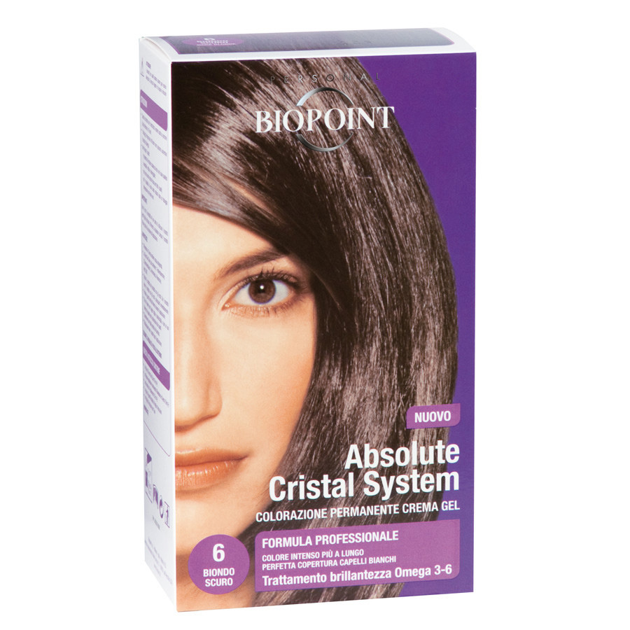 <br />Biopoint Absolute Cristal System Biondo Scuro