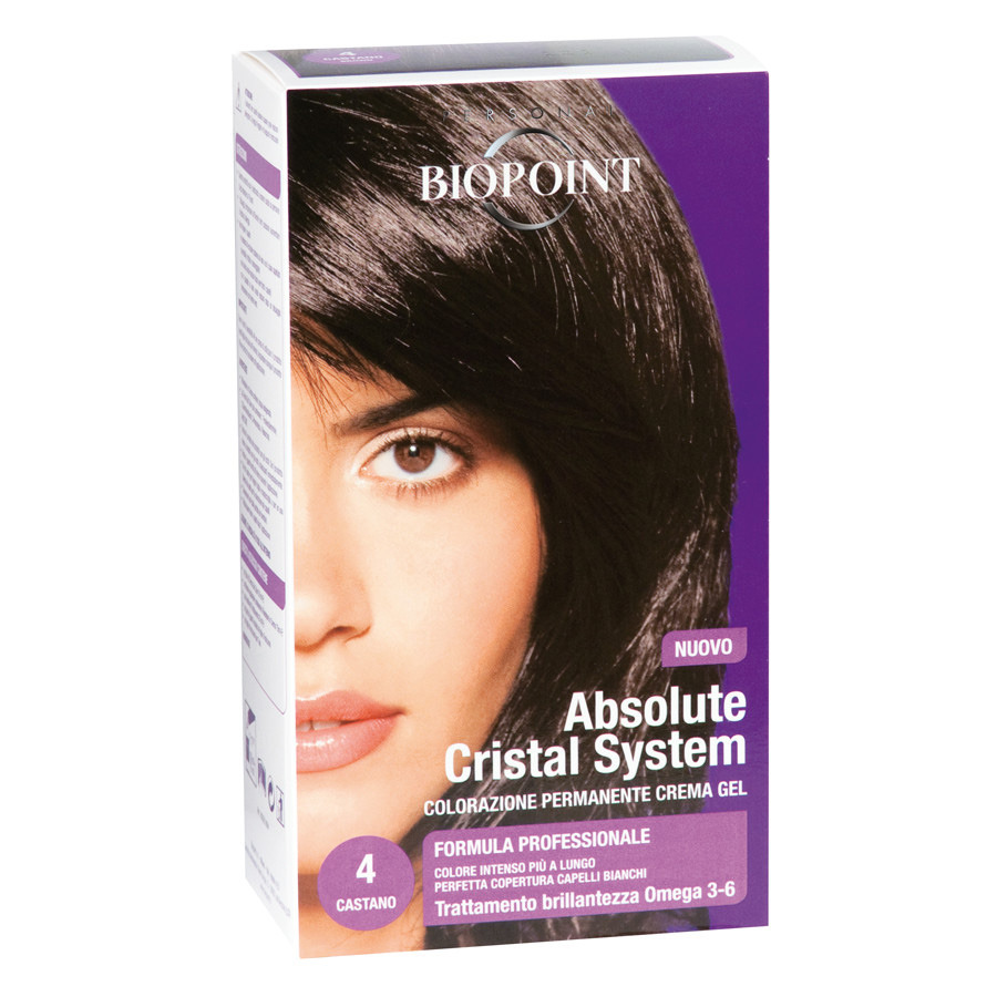 <br />Biopoint Absolute Cristal System Castano