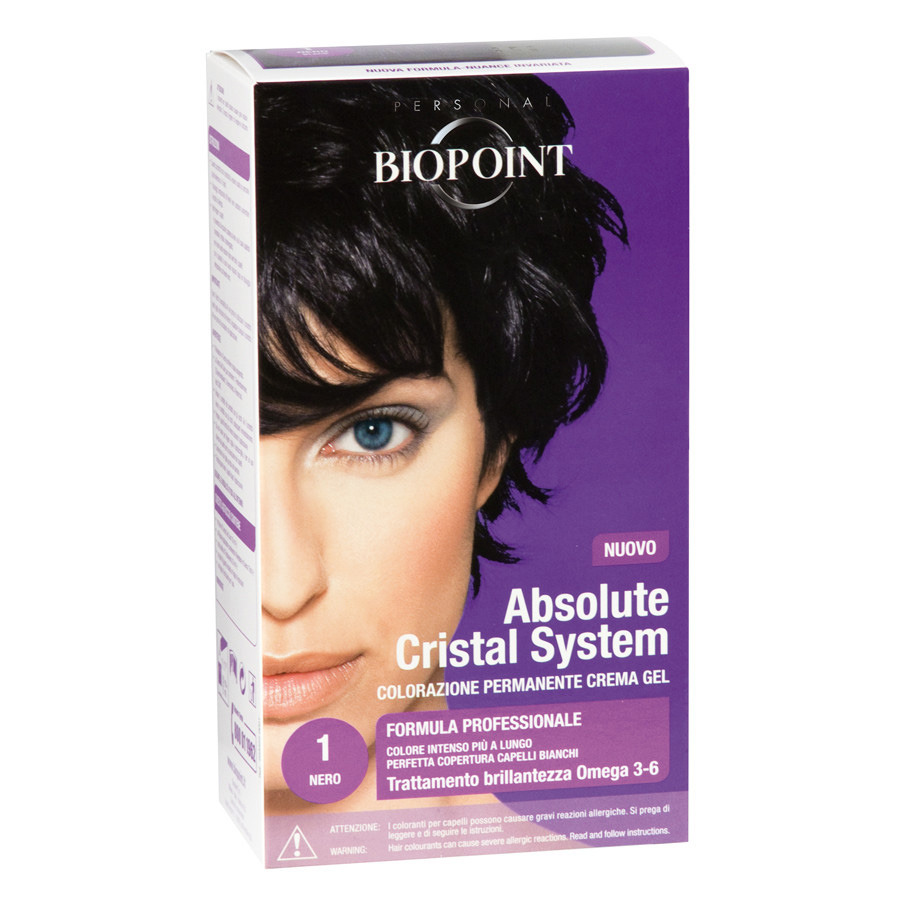 Biopoint Absolute Cristal System Nero