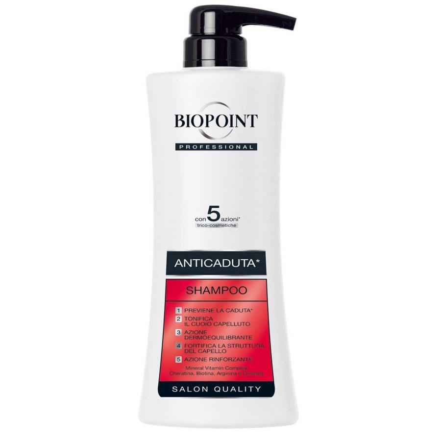 Biopoint Professional Shampoo Anticaduta 400 ml