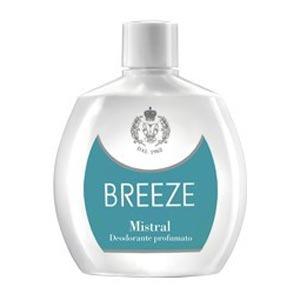 <br />Breeze Deodorante Squeeze No Gas Mistral 100 ml