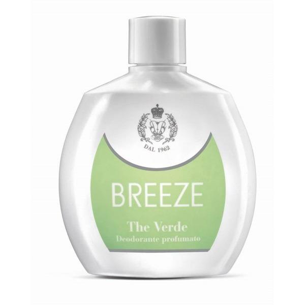 <br />Breeze Deodorante Squeeze No Gas The Verde 100 ml