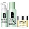 Cofanetto Clinique -  3 Step System Extra Gentle per pelle da molto arida ad arida