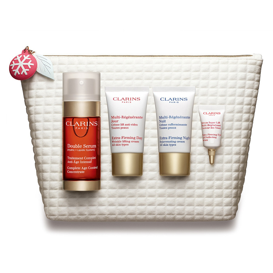 Cofanetto Clarins - Double Serum & Multi-Regenerante