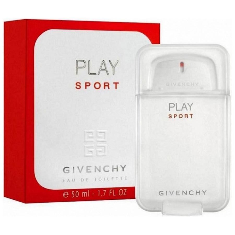 Givenchy play sport for him eau de toilette 50 ml spray for Profumi sport
