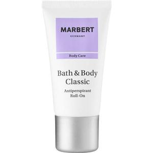 Marbert Bath & Body Classic Deodorant Antiperspirant Roll-On ( deodorante roll on ) 50 ml