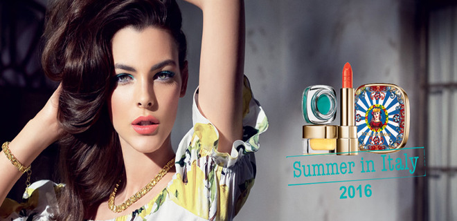 Dolce&Gabbana Summer in Italy 2016