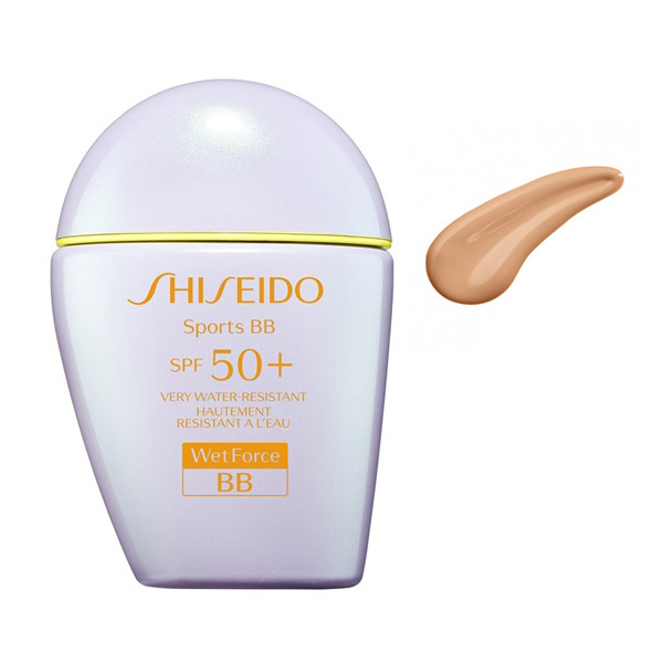 Shiseido Sport BB SPF 50+ WetForce 30 ml dark