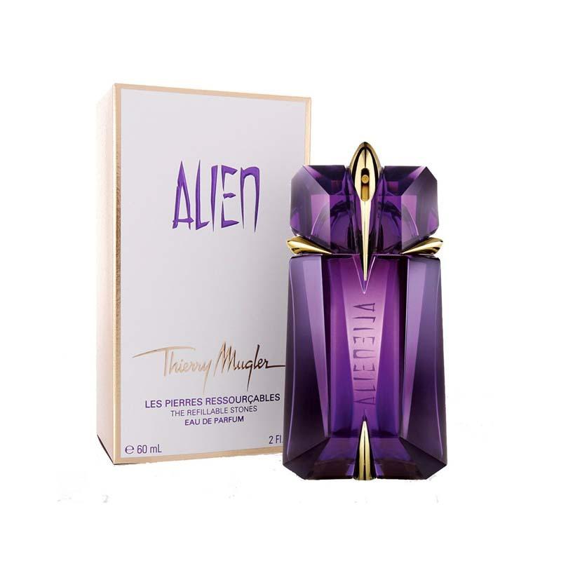thierry mugler alien eau de parfum ricaricabile 60 ml spray. Black Bedroom Furniture Sets. Home Design Ideas