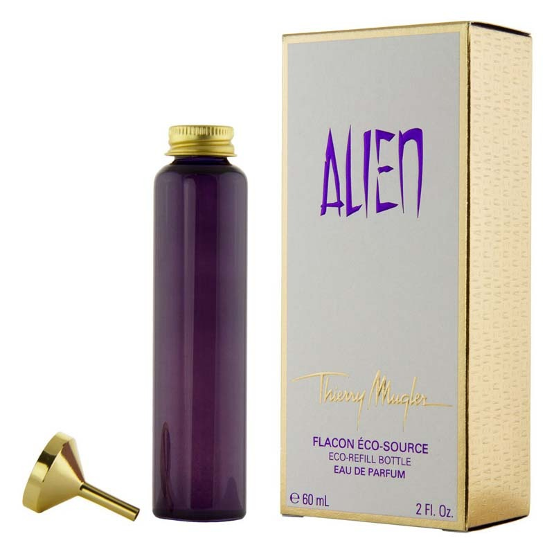thierry mugler alien flacon eco source eau de parfum. Black Bedroom Furniture Sets. Home Design Ideas