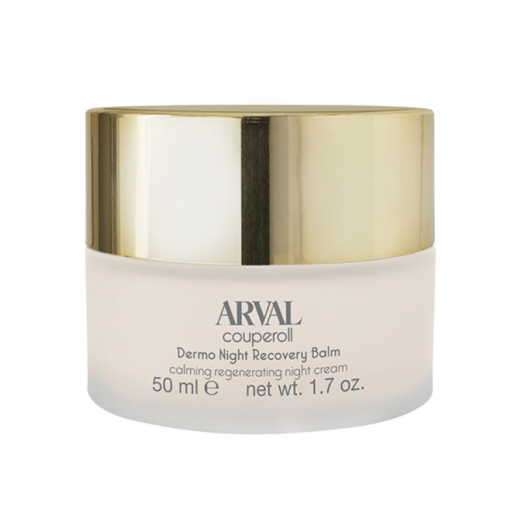 Arval Couperoll Dermo Night Recovery Balm 50 ml