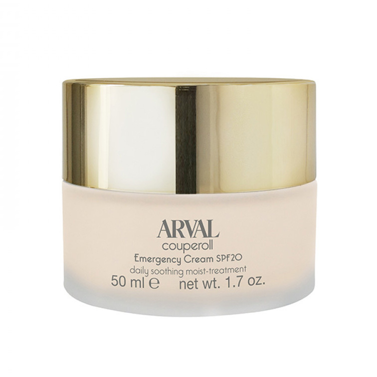 Arval Couperoll Emergency Cream SPF20 50 ml