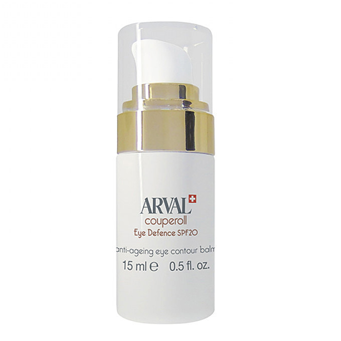 Arval Couperoll Eye Defence SPF20 15 ml