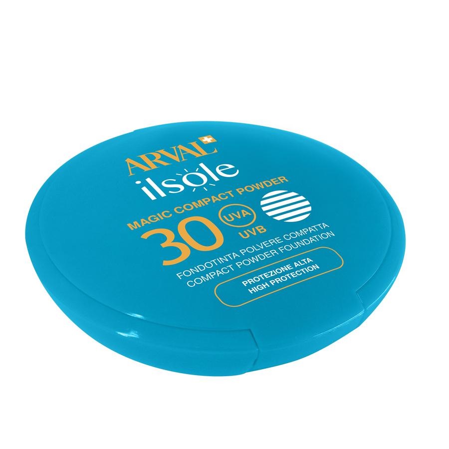 <br />Arval IlSole Magic Compact Powder SPF30 n. 03 beige bisque