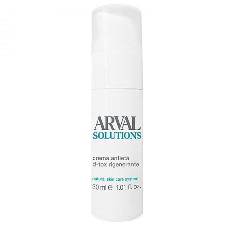 Arval Solutions Crema Antieta D Tox Rigenerante 30 ml