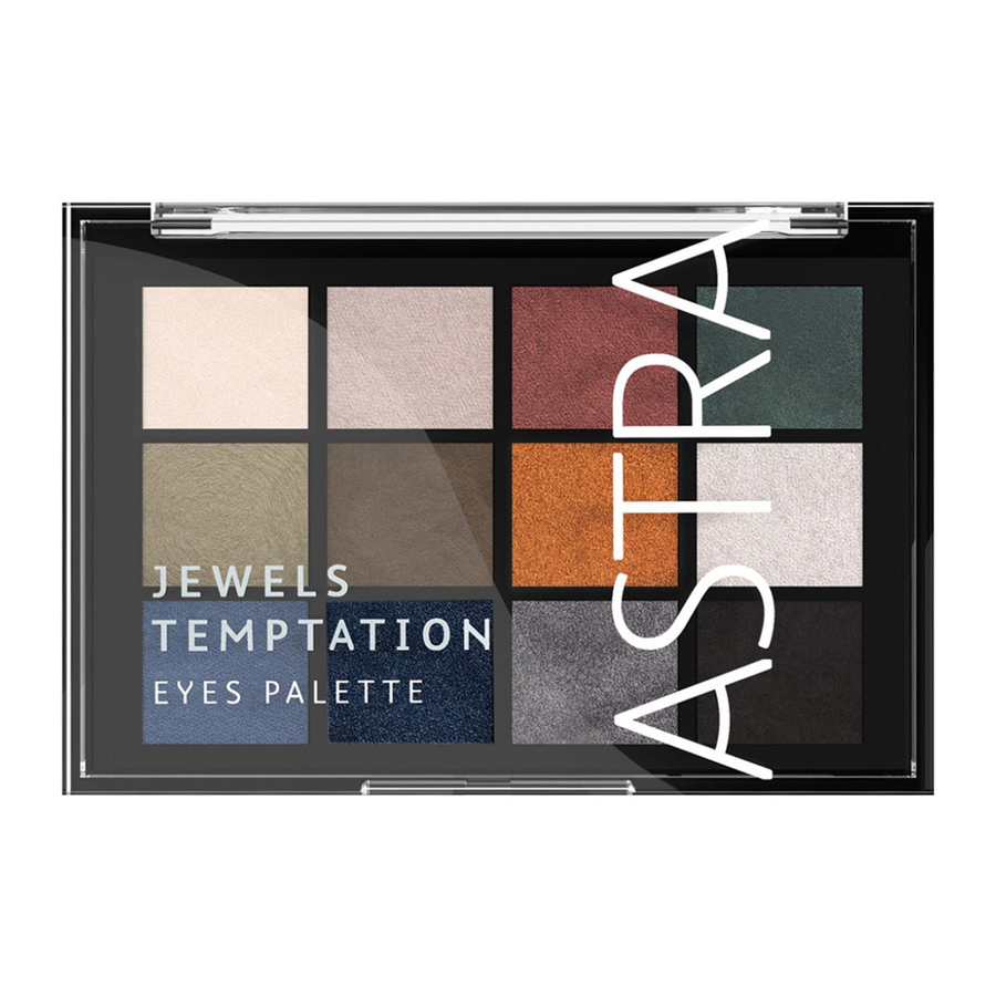 Astra Jewels Temptation Eyes Palette n. 03 jewels temptation
