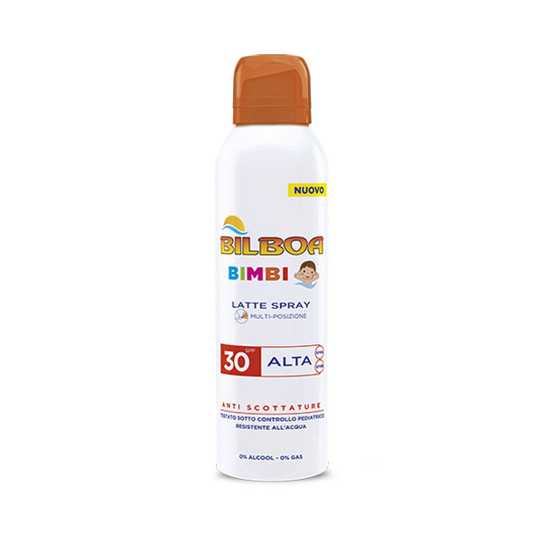 Bilboa Bimbi Latte Spray SPF 30 150 ml