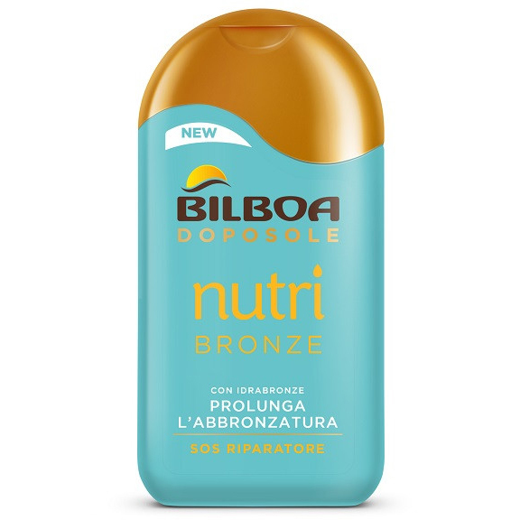 Bilboa Doposole Nutri Bronze 200 ml