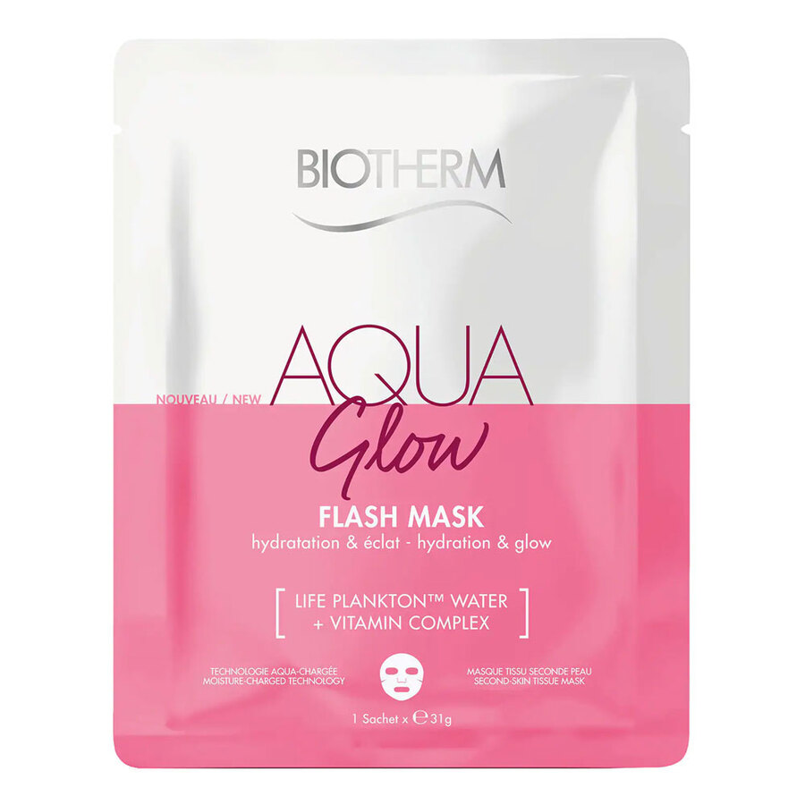 Biotherm Aqua Glow Flash Mask