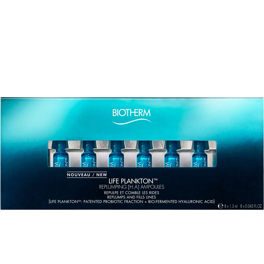 Biotherm Life Plankton Replumping H.A. Ampoules 8x1,3 ml