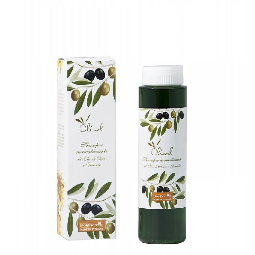 Bolgherello Olivel Cod. OL05 Shampoo Normalizzante 260 ml