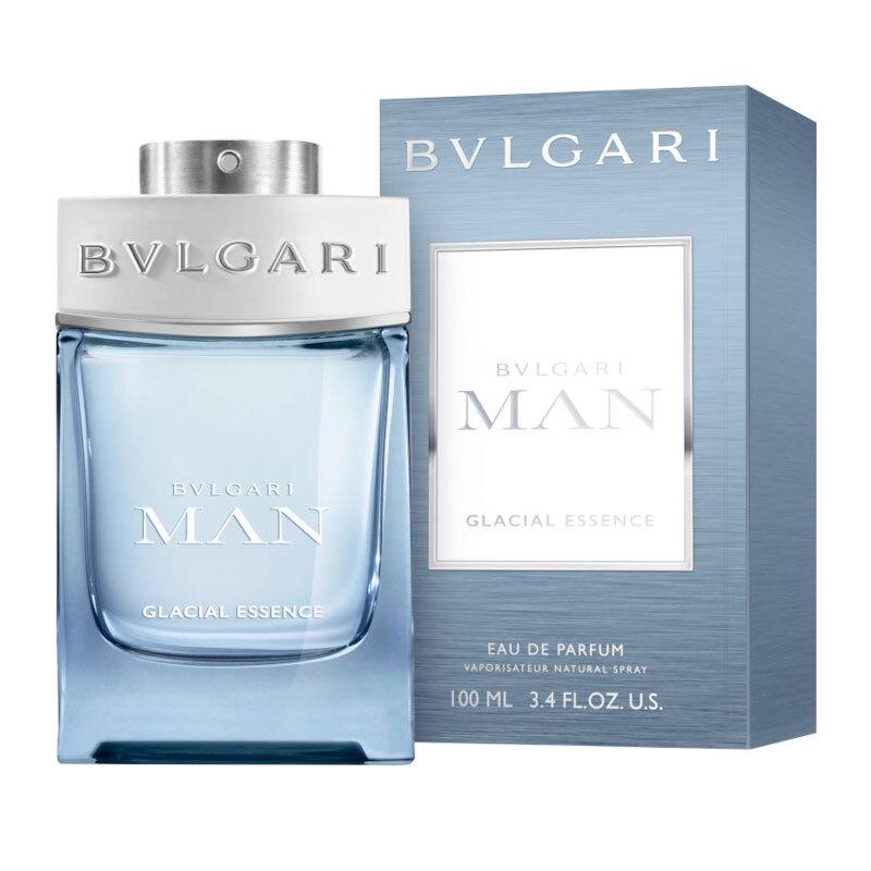 Bulgari Man Glacial Essence eau de parfum 100 ml spray
