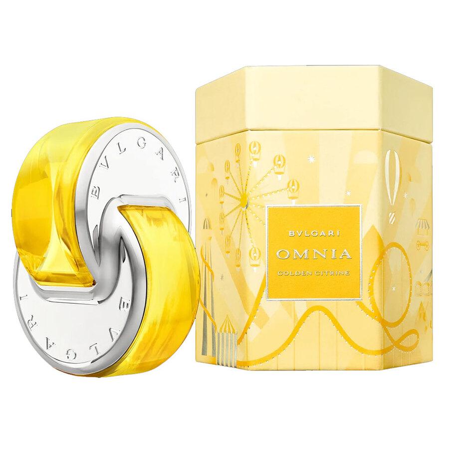 Bulgari Omnia Golden Citrine eau de toilette 40 ml spray limited edition