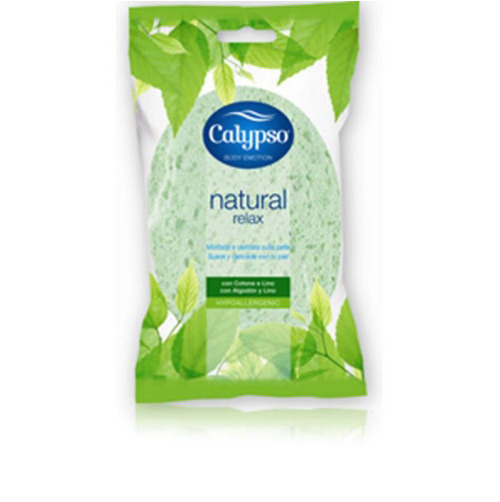 Calypso Spugna Corpo Natural Relax
