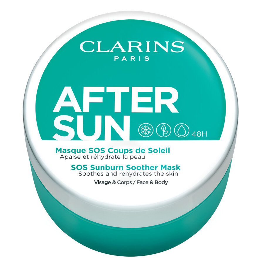 Clarins After Sun Masque SOS Coups de Soleil 100 ml