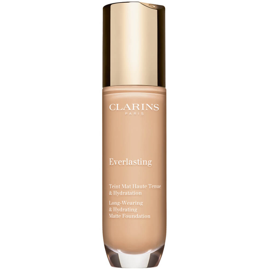 Clarins Everlasting Foundation n. 105N nude