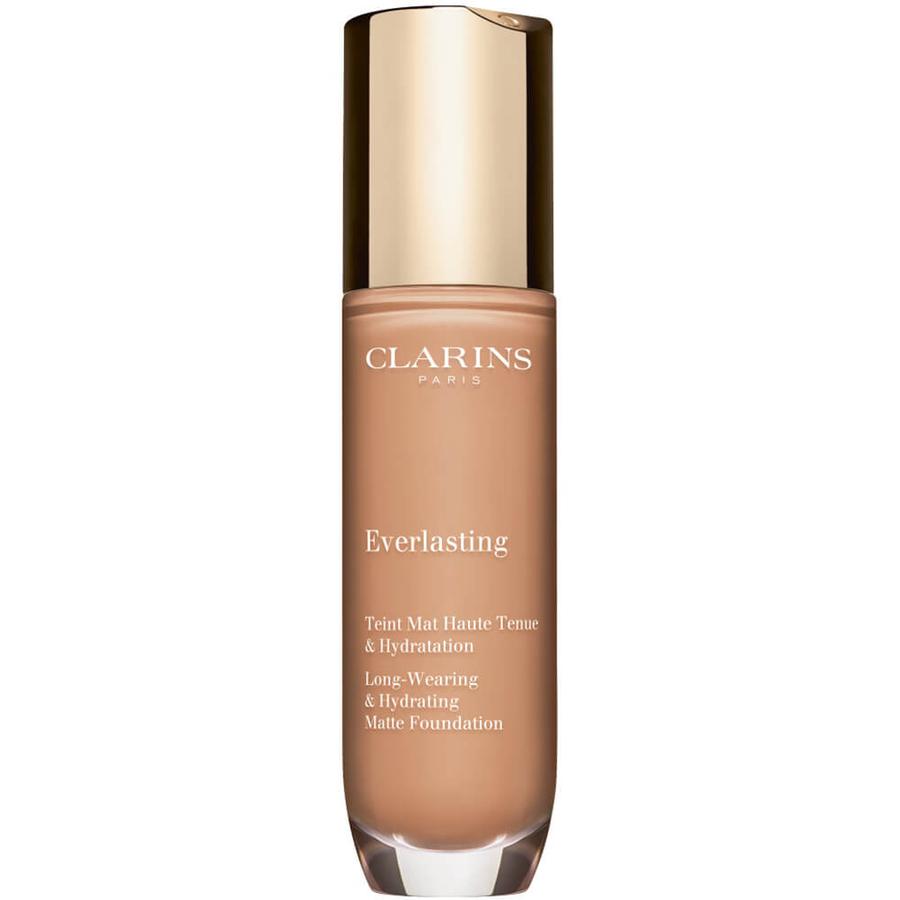 <br />Clarins Everlasting Foundation n. 112C amber