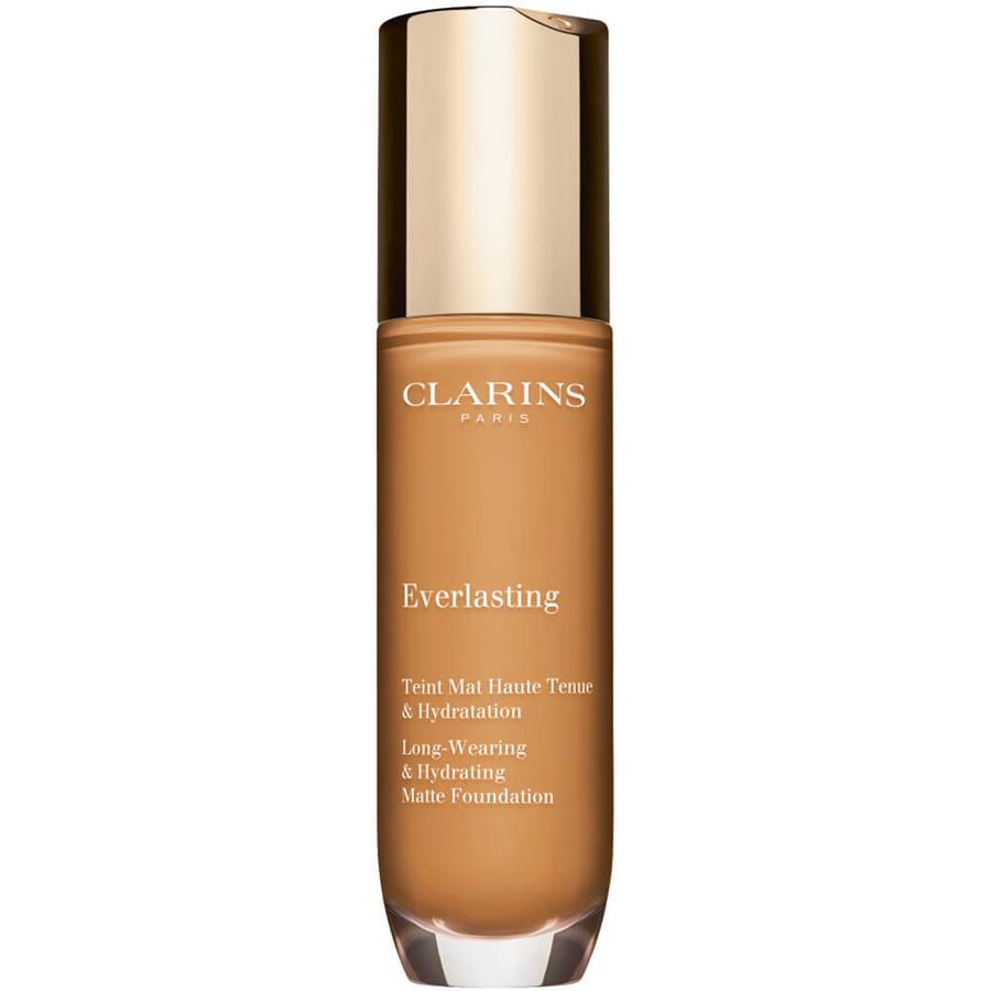 <br />Clarins Everlasting Foundation n. 116.5W coffee