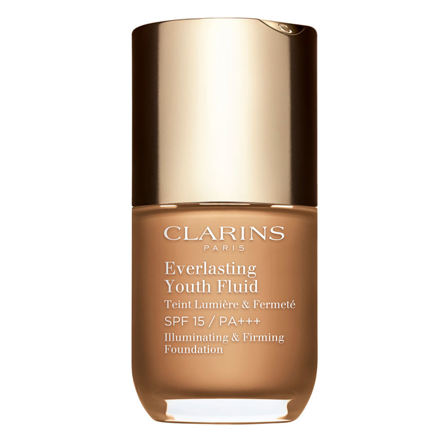 <br />Clarins Everlasting Youth Fluid n. 114 cappuccino