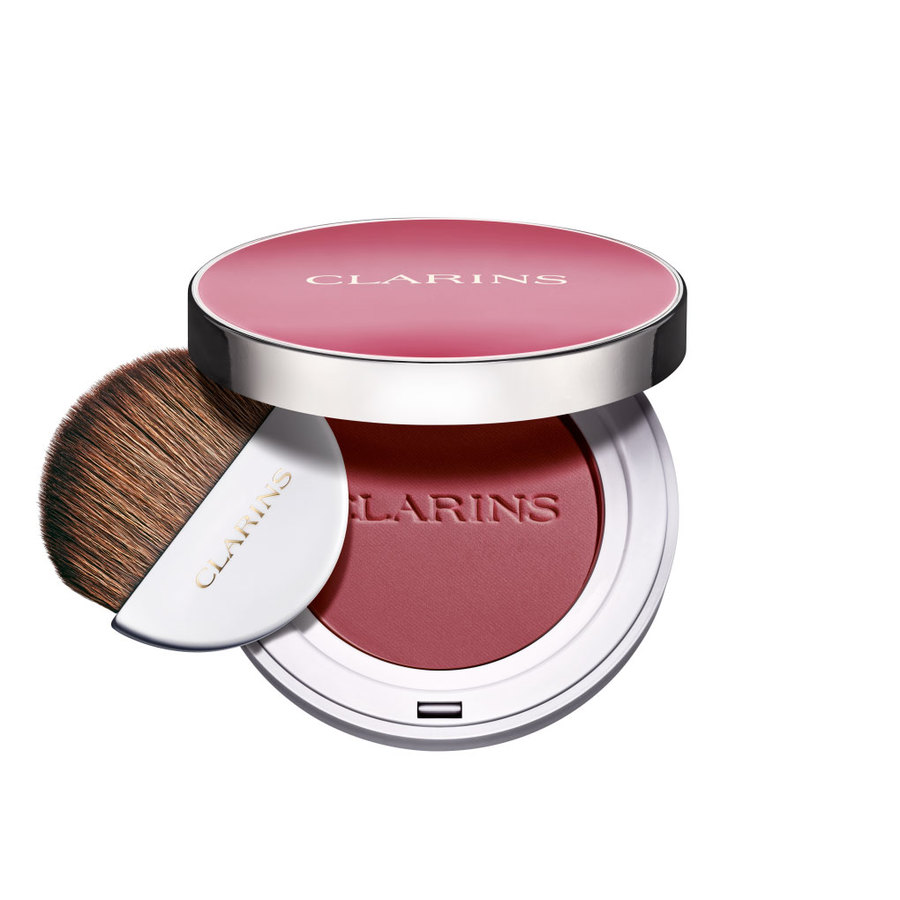 <br />Clarins Joli Blush n. 04 cheeky purple
