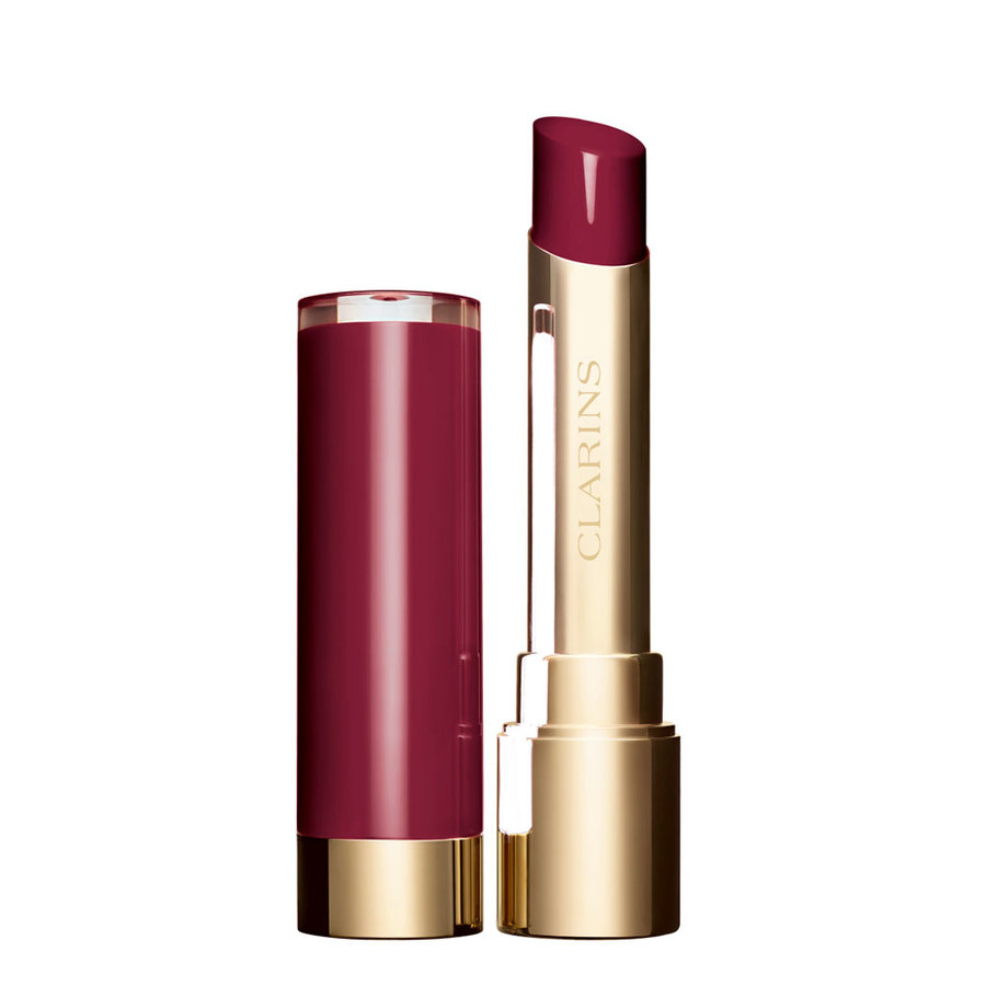 <br />Clarins Joli Rouge Lacquer n. 744L plum