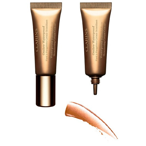 Clarins Ombre Waterproof n. 03 Silver Taupe