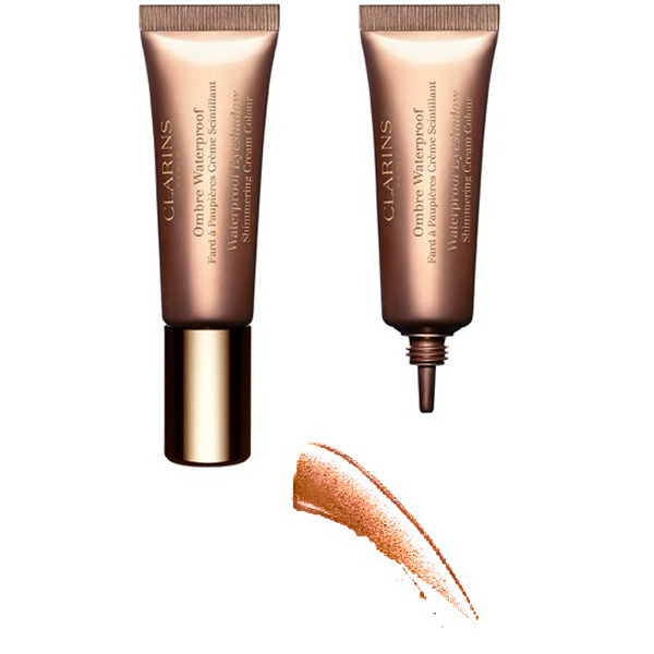 Clarins Ombre Waterproof n. 04 Copper Brown