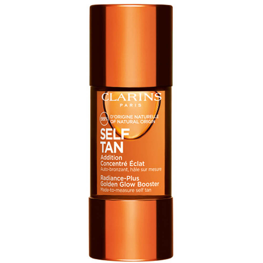 Clarins Self Tan Addition Concentre Eclat Corps 15 ml