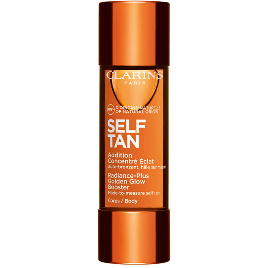 Clarins Self Tan Addition Concentre Eclat Corps 30 ml