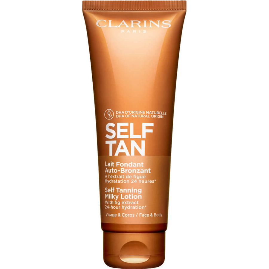 Clarins Self Tan Lait Fondant Auto Bronzant 125 ml