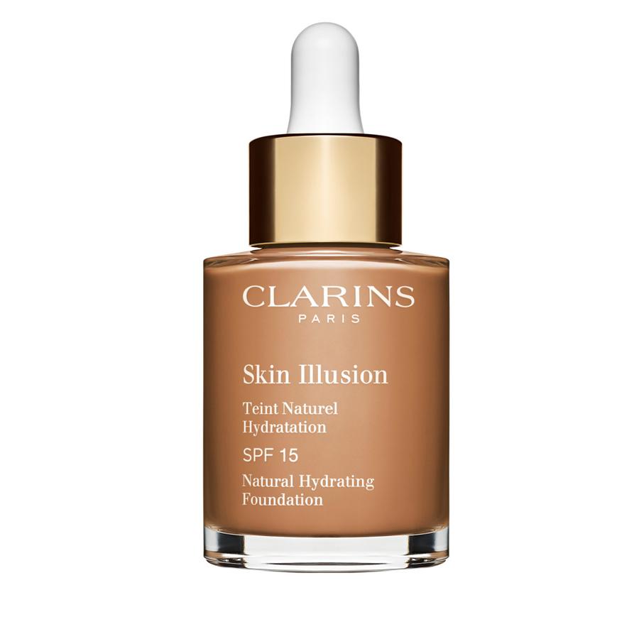 <br />Clarins Skin Illusion SPF15 n. 113 chestnut