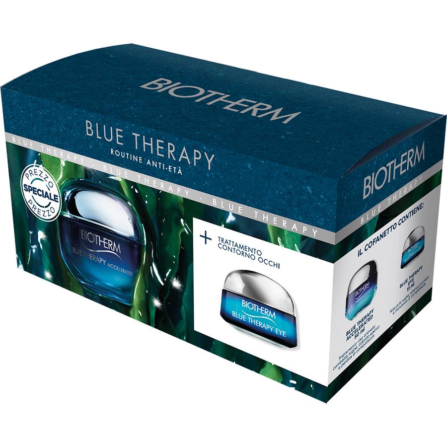 Cofanetto Biotherm Blu Therapy Routine Anti Eta