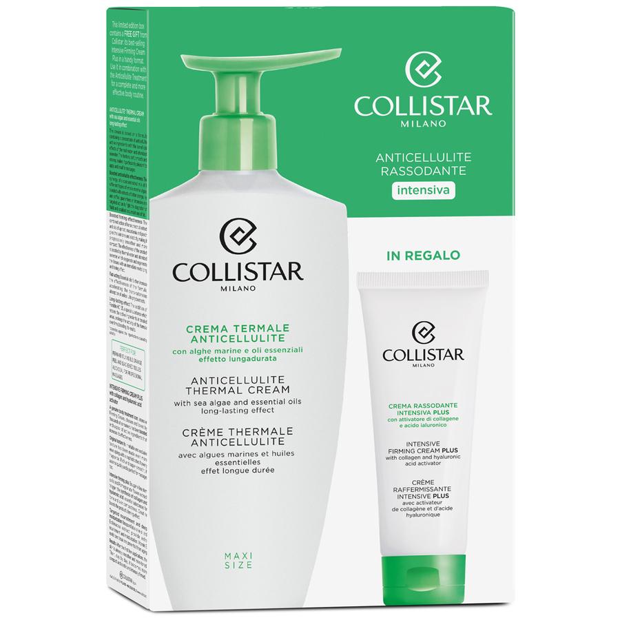 Cofanetto Collistar Anticellulite Rassodante Intensiva