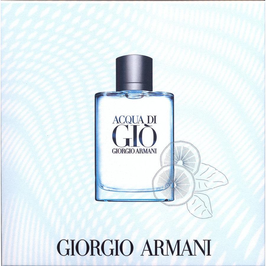 Cofanetto Giorgio Armani Aqua di Gio Pour Homme