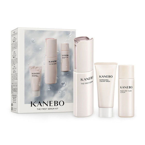 Cofanetto Kanebo The First Serum Kit