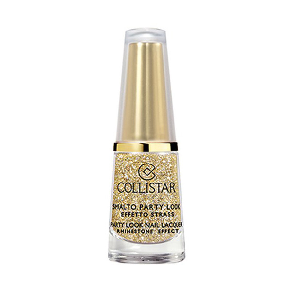 Collistar Smalto Party Look Effetto Strass n. 618 Oro strass