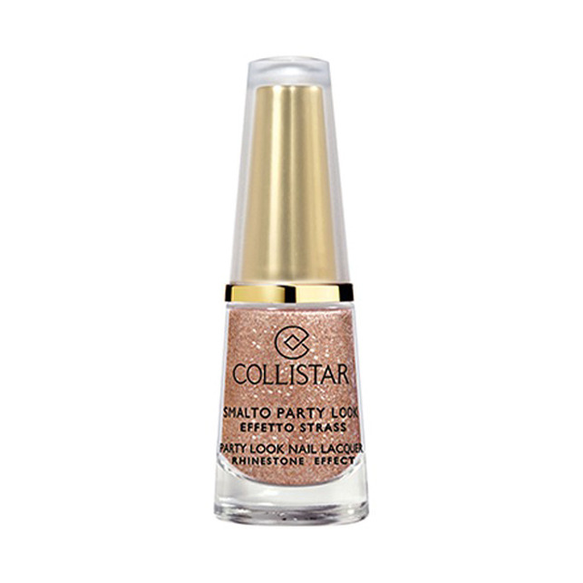 Collistar Smalto Party Look Effetto Strass n. 619 Bronzo Strass